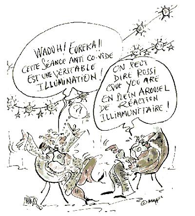 Illumination: Dr Stefano COLOMBO. Revue Hypnose et Thérapies brèves 60.