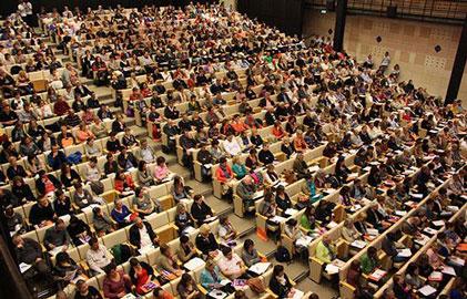 Congrès Hypnose et Douleur à La Rochelle en 2014