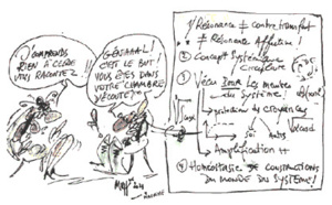 « Résonance ». Dr Stefano COLOMBO. Revue Hypnose et Thérapies brèves 61.